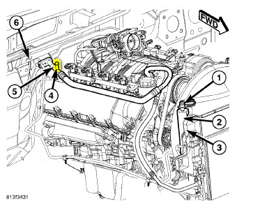 alternator wiring diagram with 6zmsh 2000 Jeep Grand Cherokee 4x4 4 7 V8 Engine on RepairGuideContent besides T25357843 2010 2 5 ford fusion se serpentine belt furthermore 2002 Toyota Camry Serpentine Belt additionally Vdo as well 2001 Kia Spectra Engine Diagram Beautiful Kia Sorento 2 5 2002.