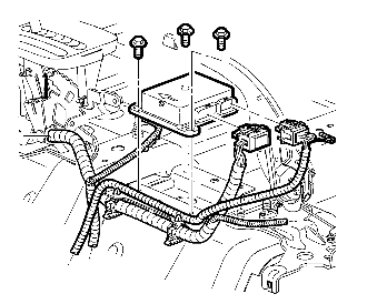 2000 f150 engine partment diagram