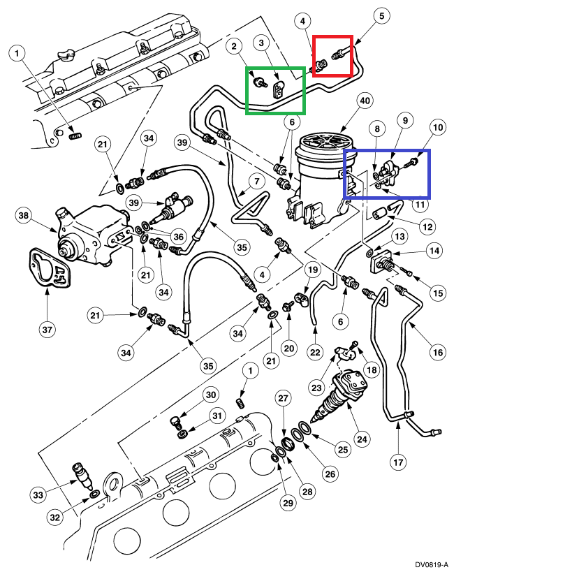1997 Ford Powerstroke Engine Diagram 1997 Nissan Maxima