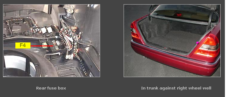 My 1997 C230 Mercedes Door And Trunk Lock No Longer Work Remotely Using The Electronic Key  I