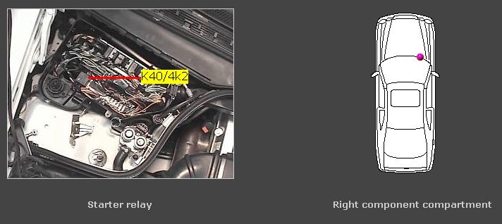 2002 mercedes e320 fuse box diagram    2002    clk    mercedes    convertible won t start not the     2002    clk    mercedes    convertible won t start not the