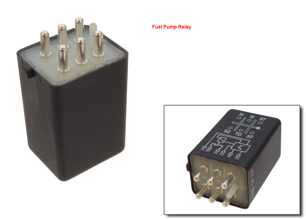 Fuel Pump Relay Early