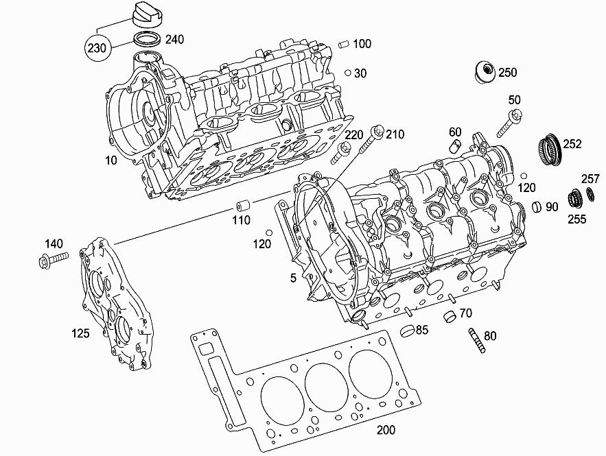 nissan 3 5se v6 engine diagram re oil leak on 2006 e350---do you have to remove valve ...