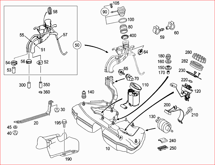 2000 mercedes c280 fuse box diagram html