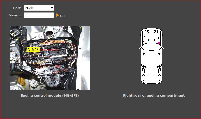 K40 Relay Wiring Diagram : Mercedes slk k relay location cl