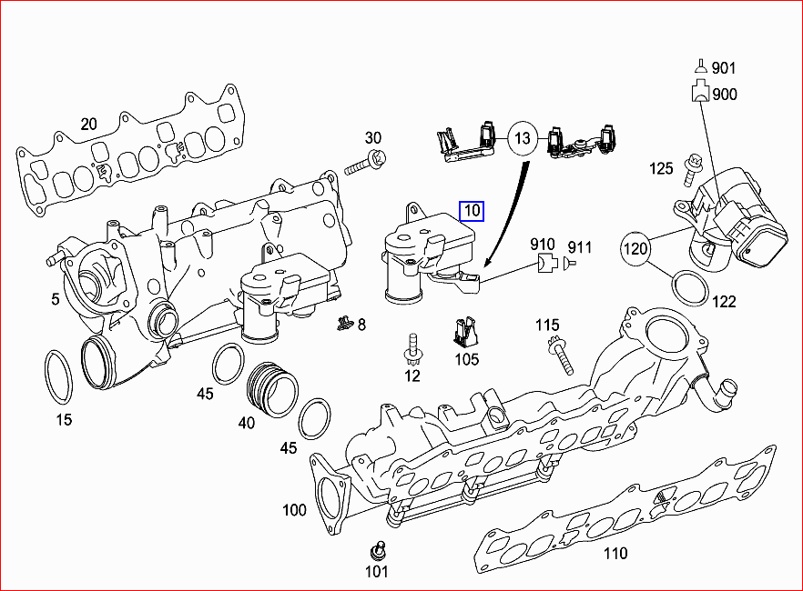 mercedes benz e350 engine diagram mercedes w126 engine