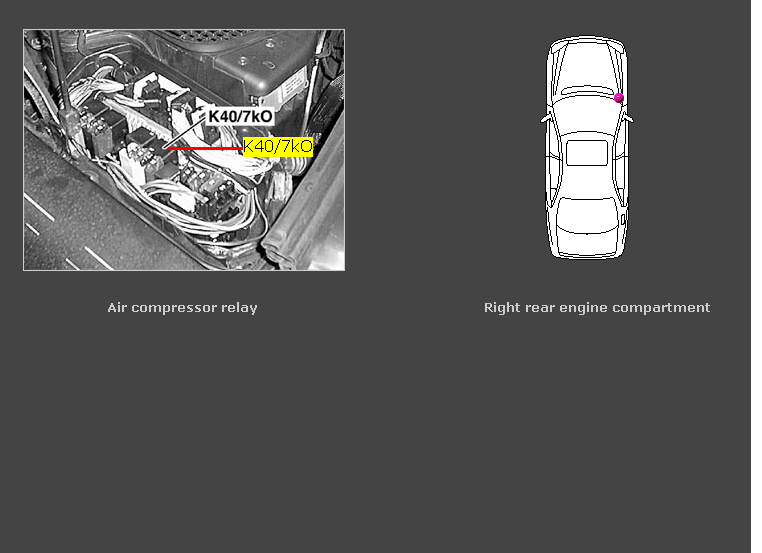 fuse diagram for 2000 mercedes s430 mercedes s500 test procedure for air suspension down on