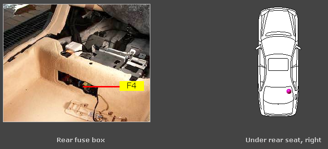 Rear Fuse Box W on Mercedes Benz S430 Fuse Box Diagram