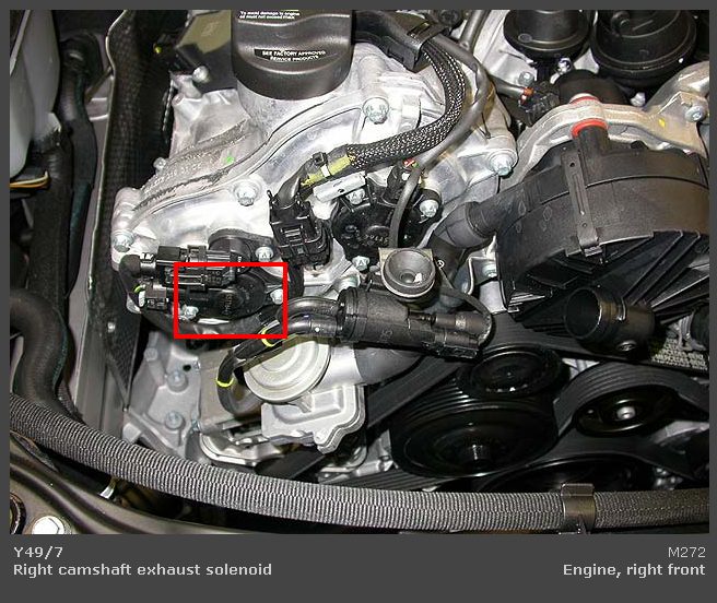 C280 3 0 Year 2007 I Have A Problem With The Camshaft