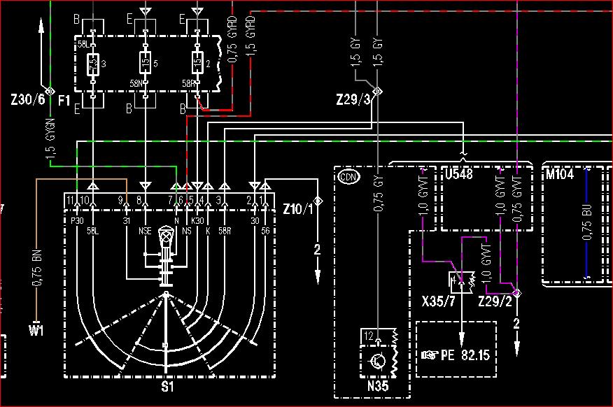 i got a bit carried away when replacing the broken headlight switch rh justanswer com Mercedes Sl230 Mercedes SLS