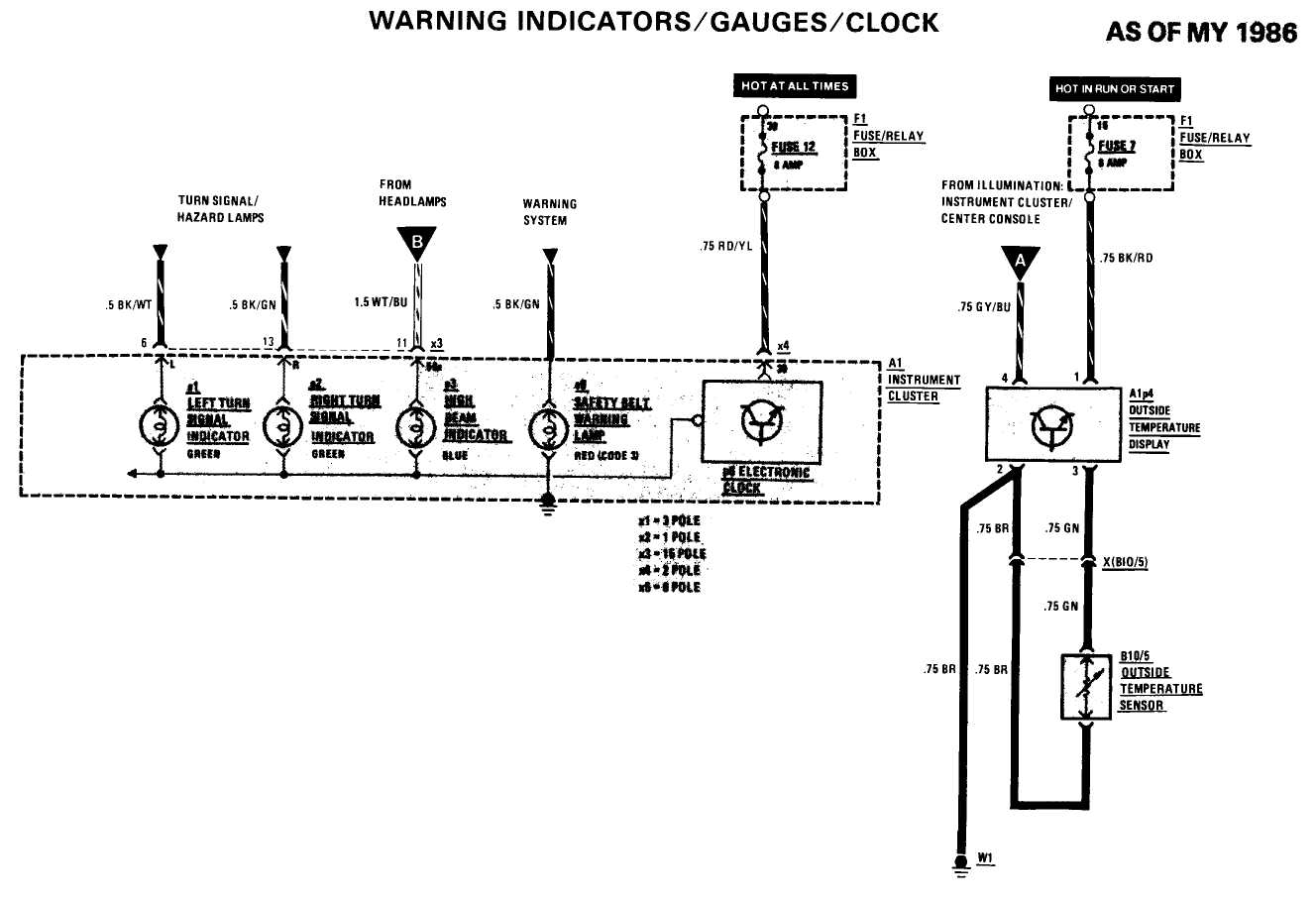 Where Can I Get A Wiring Diagram For A 1988 Mercedes 560