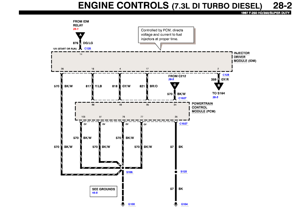 2011 07 21_201948_a2 need wiring diagram from fuel injector banks to battery for ford International DT466 Injector Wiring at readyjetset.co