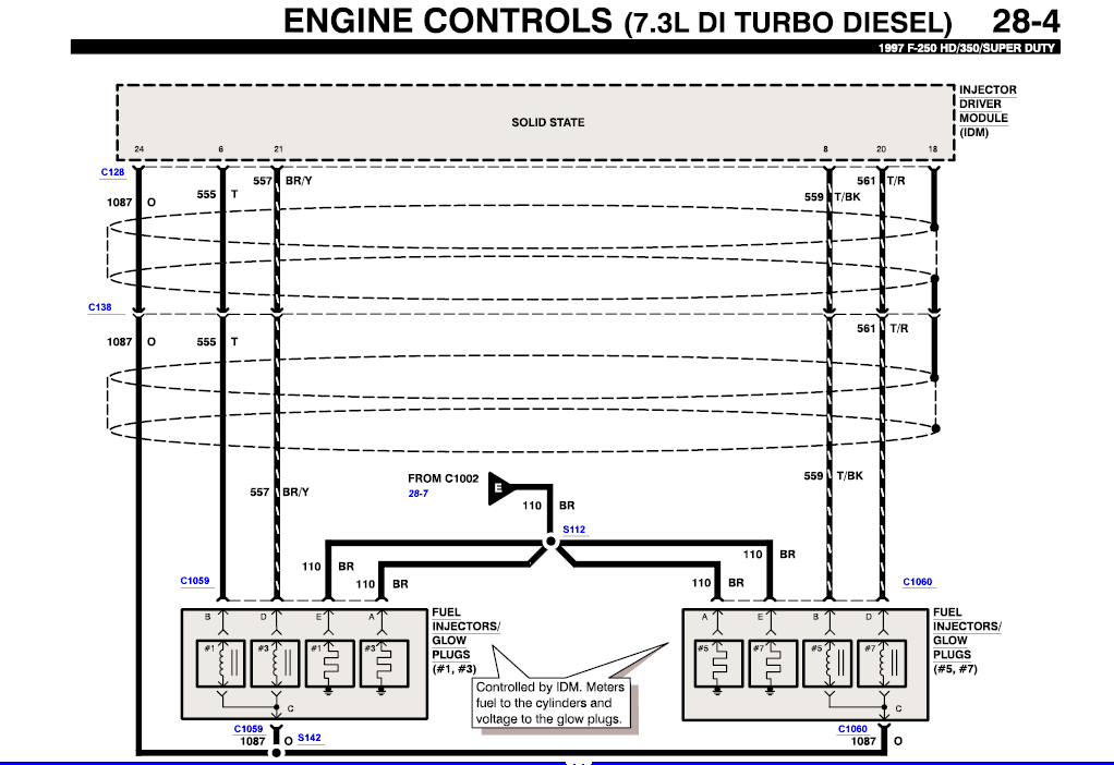 2011 07 21_202034_a4 need wiring diagram from fuel injector banks to battery for ford 97 powerstroke injector wiring diagram at sewacar.co