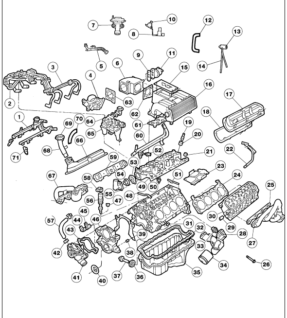 1997 Mercury Mountaineer My Son Drives It He Came To Me With A. Mercury. 97 Mercury Mountaineer Exhaust Diagram At Scoala.co