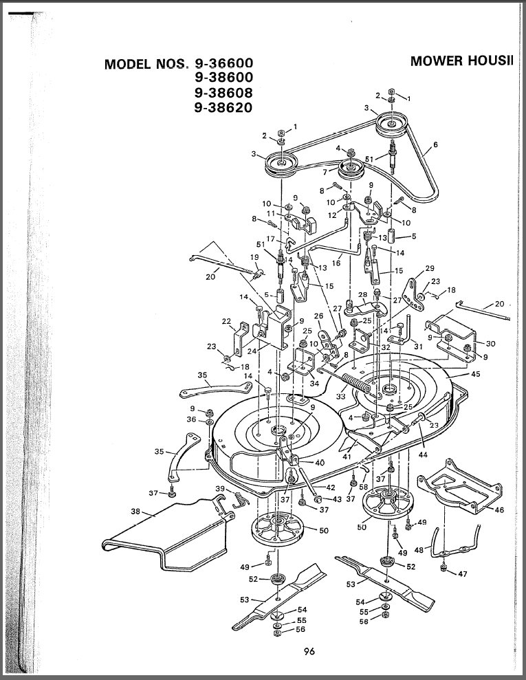 john deere 160 lawn tractor parts diagram html