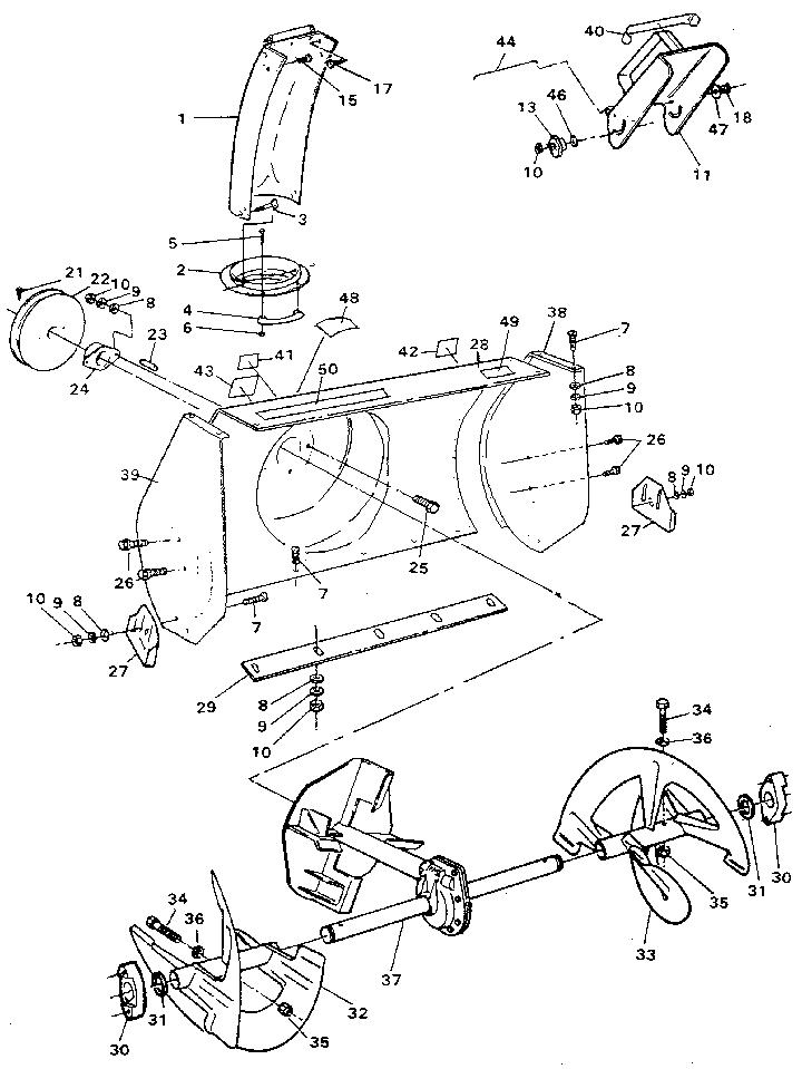 Craftsman Tiller Fuel Filter