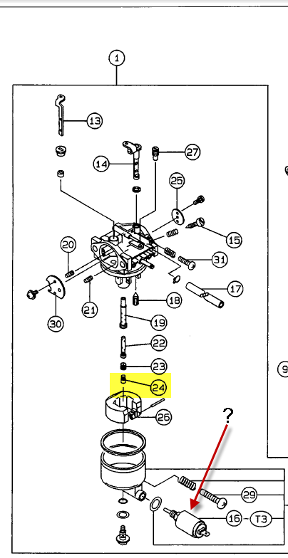john deere a carburetor diagram