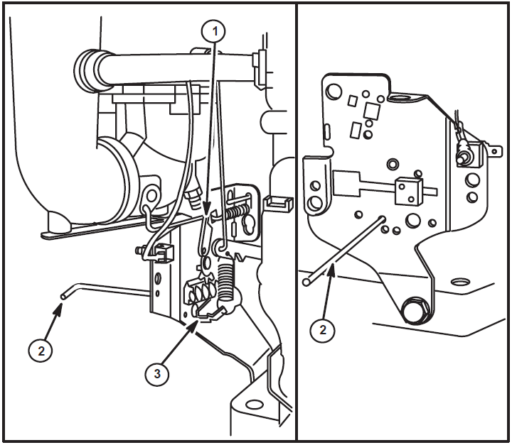 Briggs And Stratton Carb Linkage Diagram Wiring Diagrams