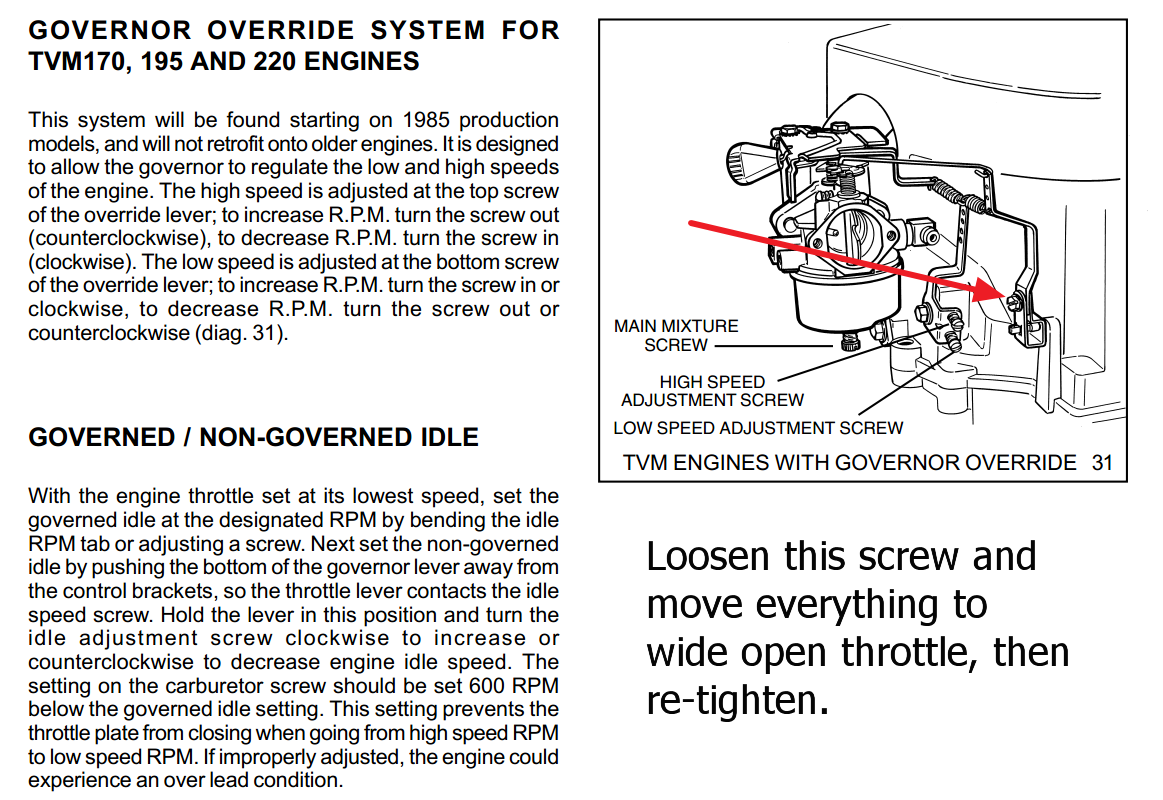 Craftsman Riding Lawn Mower Carburetor Diagram Free Wiring Linkage Mowers By Mtd Pictures To Pin On I Have A Rider 502 254172 10 Hp It Was Parked Some Rh Justanswer Com Sears