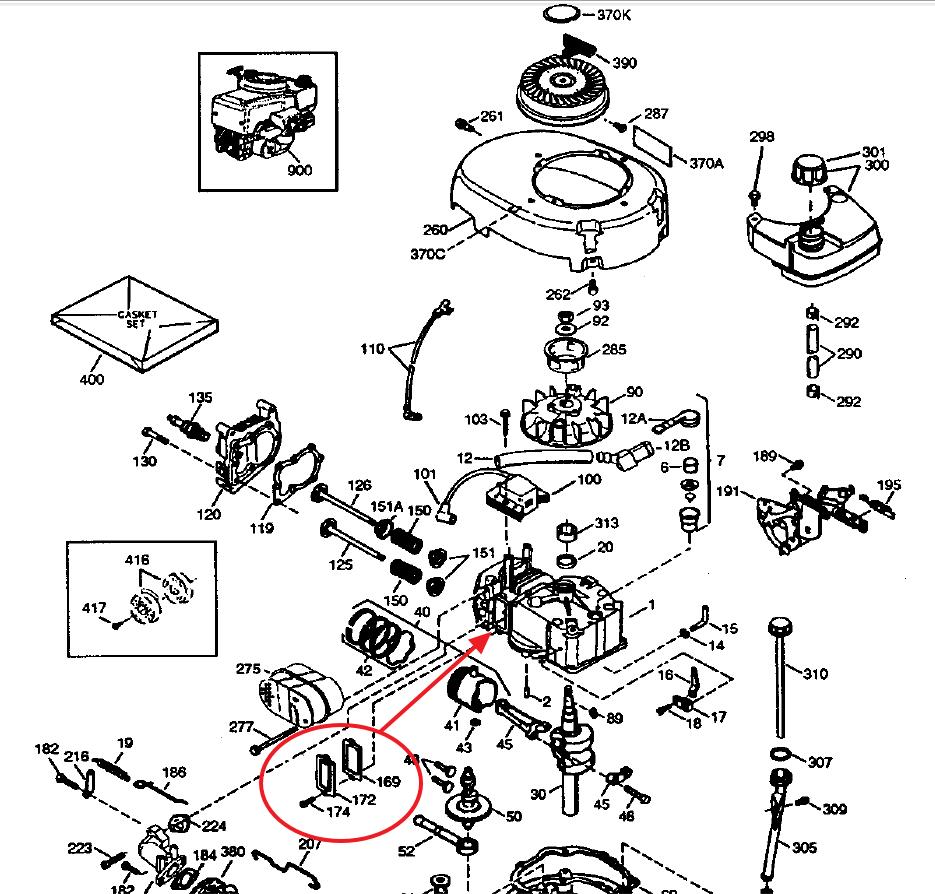 Briggs And Stratton Compression Release Diagram