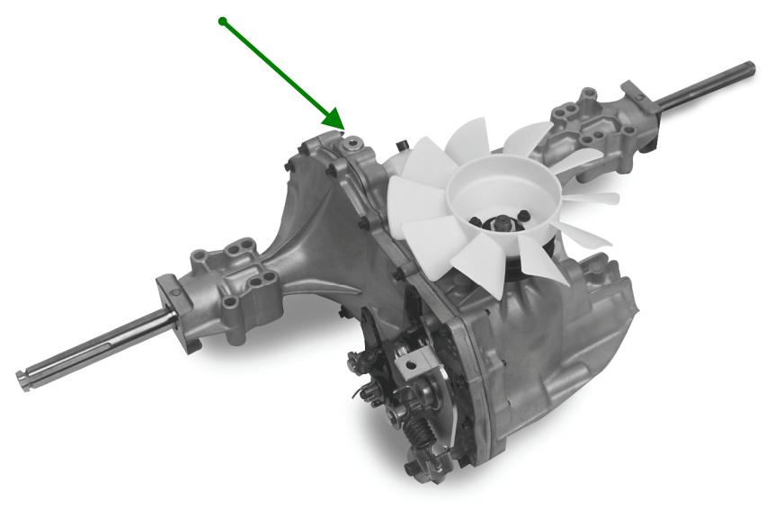 Craftsman Hydrostatic Transmission Oil Change | Home design