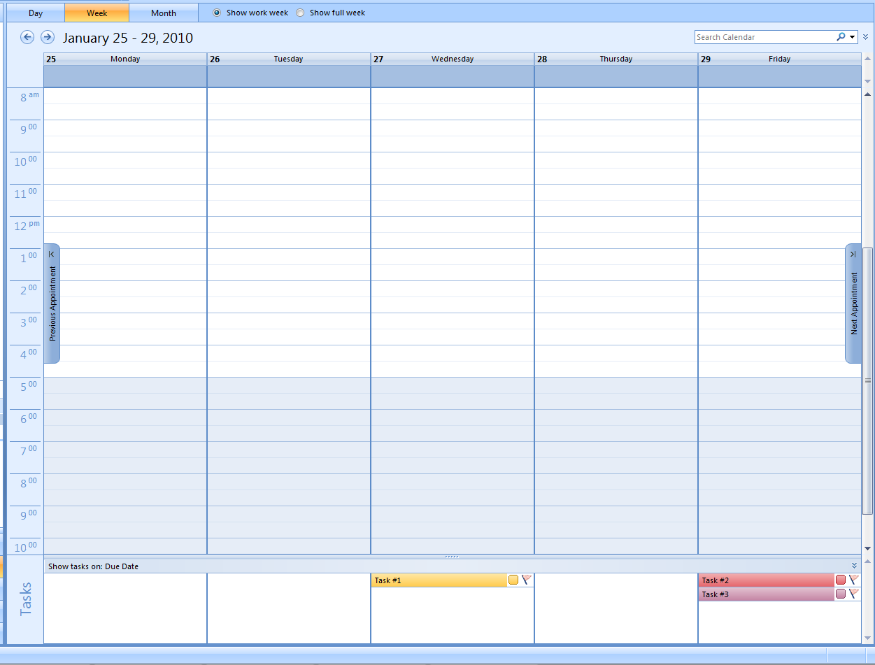 outlook calendar printing assistant templates - i use microsoft outlook 2003 how do i combine tasks and