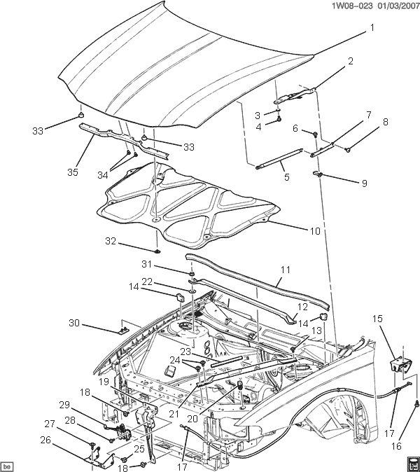 2000 Monte Carlo Engine Diagram