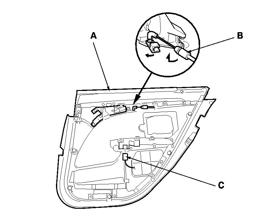 2004 Acura Tl Door Diagram