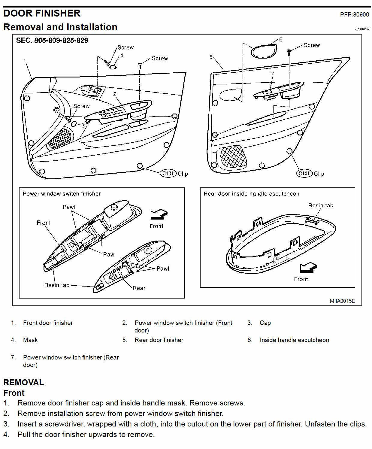 I Have A Nissan Primera Activ And Had To Replace The Door Central Locking Wiring Diagram Graphic