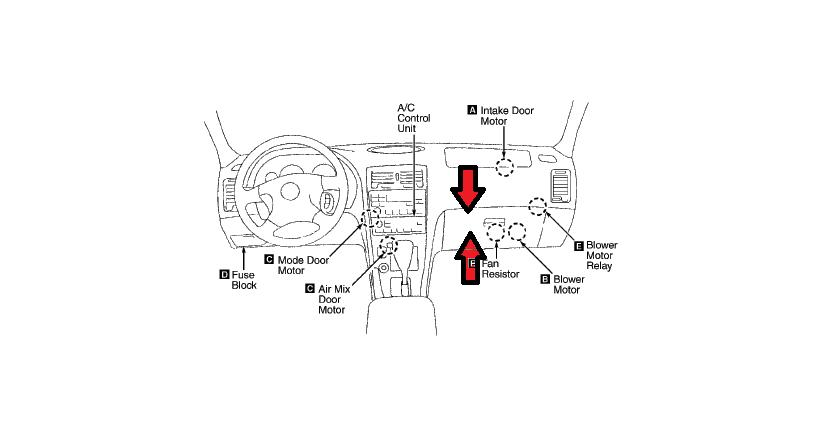 2001 nissan maxima  passenger side  radiator  antifreeze