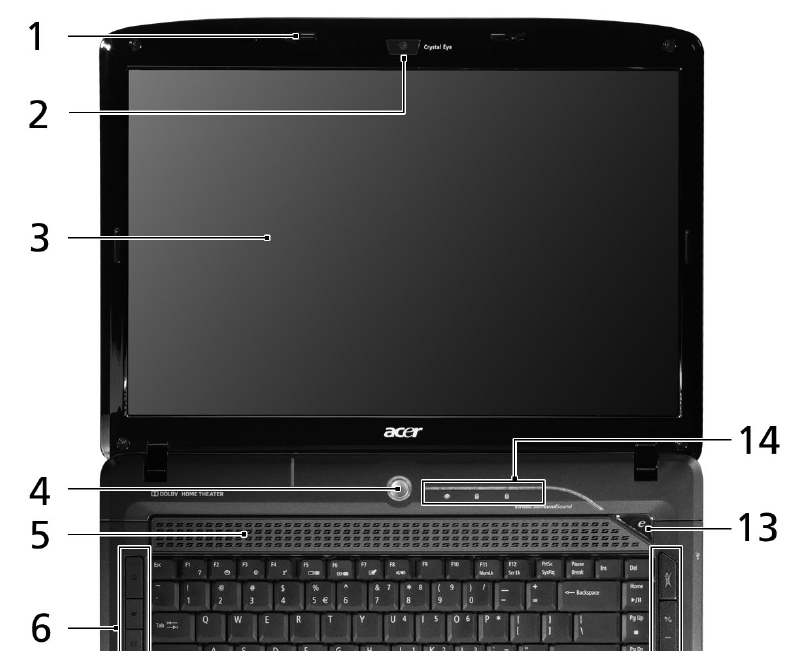 acer aspire 5517 microphone driver download