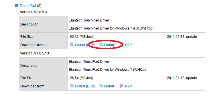 How to disable touchpad? Eee PC?