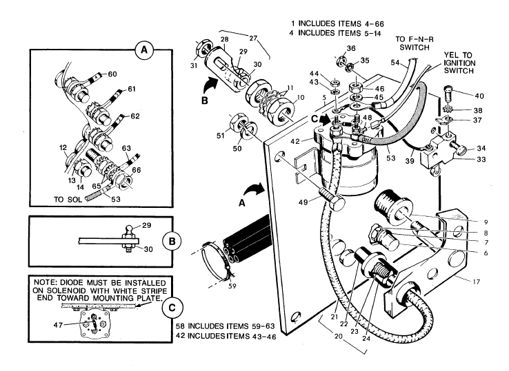 Ez Go Workhorse Wiring Diagram For Light