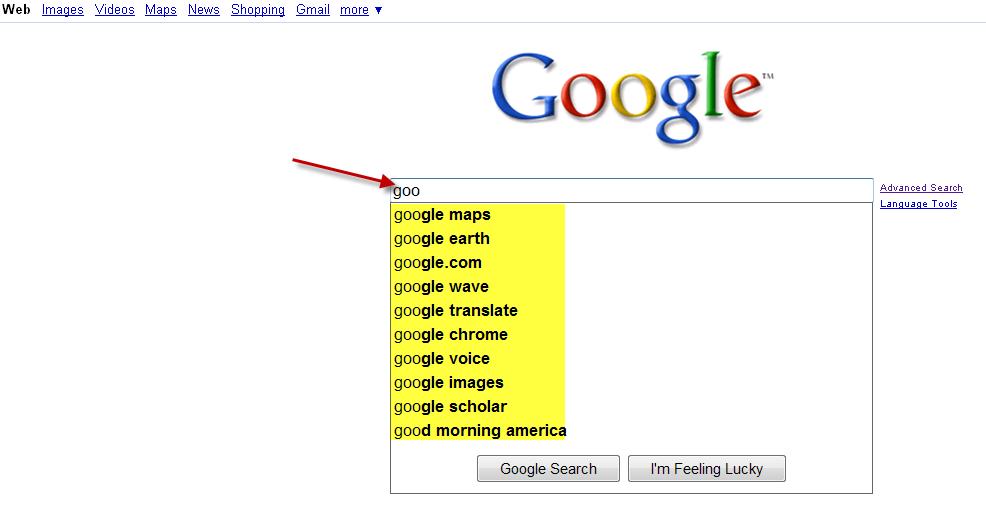 how to delete a specific google autofill