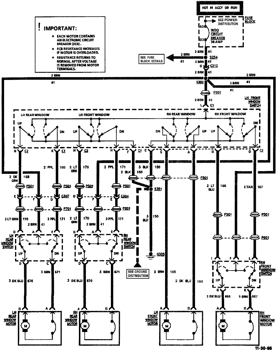 1998 Buick Lesabre Power Window Wiring Diagram - Service Wiring Diagram for Wiring  Diagram Schematics | 1998 Buick Lesabre Power Window Wiring Diagram |  | Wiring Diagram Schematics
