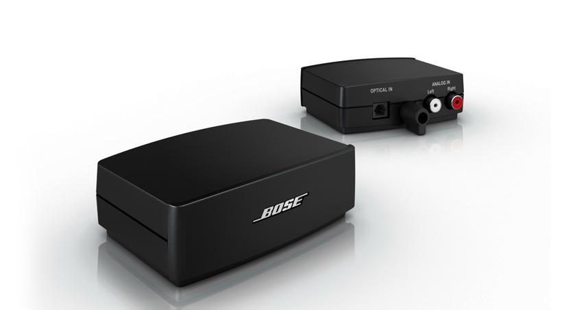 How to connect Bose Cinemate Digital Home Theater System to the TV