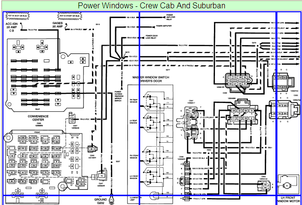 1994 chevy 3500 wiring diagram   30 wiring diagram images