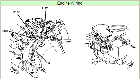 1999 ford contour mercury mystique wiring diagrams
