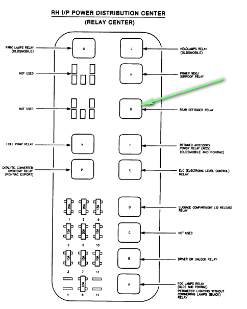 2010 08 20_190706_def where is the fuse and relay for the rear window defogger on a 1997 1997 buick lesabre fuse box diagram at n-0.co