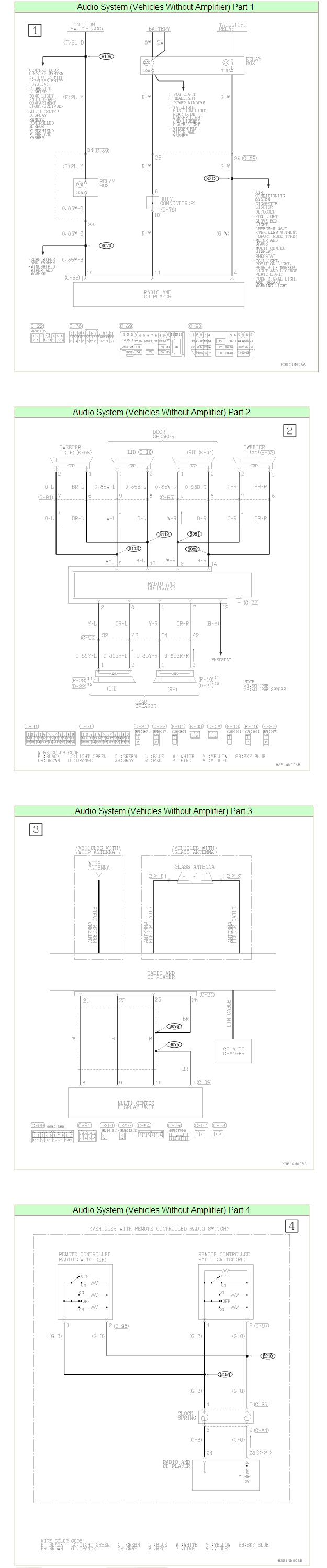 Gemütlich 2003 Mitsubishi Eclipse Schaltplan Für Zündschalter Fotos ...