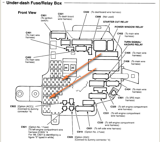 2014 Subaru Impreza Fuse Box furthermore Acura Mdx Fuse Box further Discussion C2157 ds683119 as well 96 Dodge Ram 1500 Fuel Filter besides Discussion T24007 ds545703. on acura mdx fuse box
