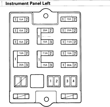 i am looking for a fuse box diagram for a 1996 australian model rh justanswer com 2006 Mustang GT Fuse Diagram 2006 Ford Mustang Fuse Diagram