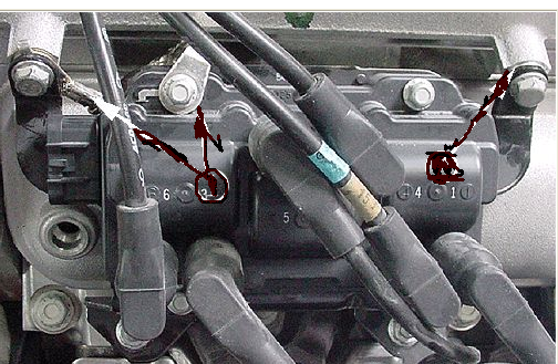 On The 35 Liter In A Chevy Malibu I Need To Know How Cylinders Rhjustanswer: 07 Impala Ignition Coil Location At Elf-jo.com