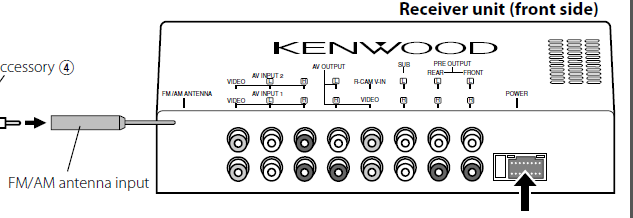kenwood kvt 617dvd wiring harness   33 wiring diagram