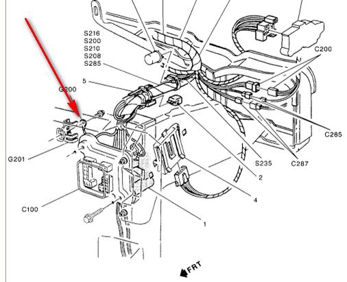 I Have A 1995 Chevy C20 Van  Speedometer  Oil Presure Temp