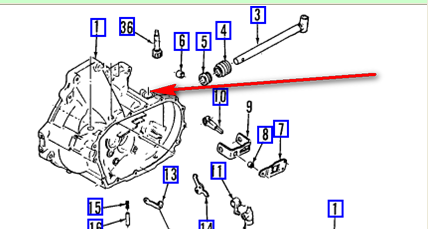how do i check and change fluid in manual transmission 1991 capri? 1952 ford transmission mercury transmission diagrams