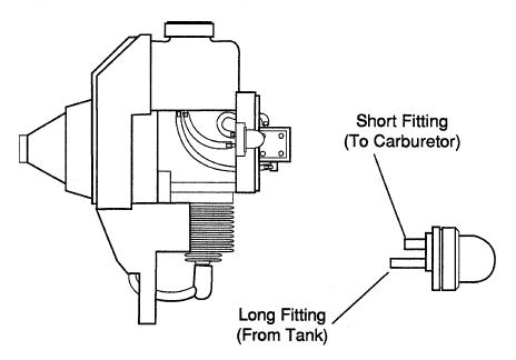 5a1kj Ryobi 720r Trimmer Fuel Line Hoses Broke Removed