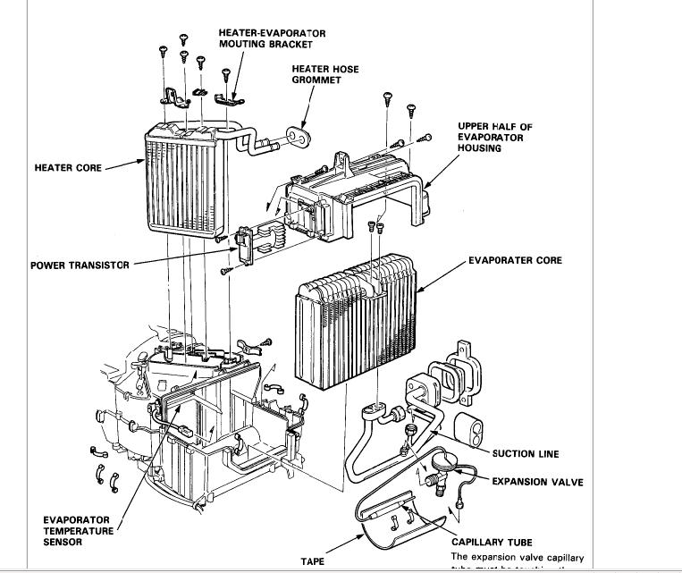 where is the heater core located rh justanswer com 2001 Acura MDX Problems 2002 Acura MDX Colors