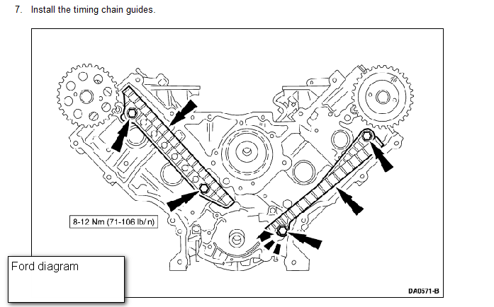 Ford 5 4 3v Timing Diagram Com