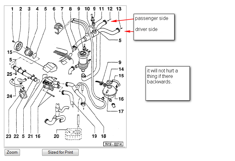 engine diagram for 2000 vw jetta gls 2000 beetle engine